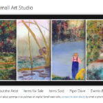 David Yarnall Art Studio